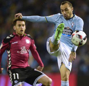 Celta de Vigo busca los cuartos de la Europa League ante el Krasnodar