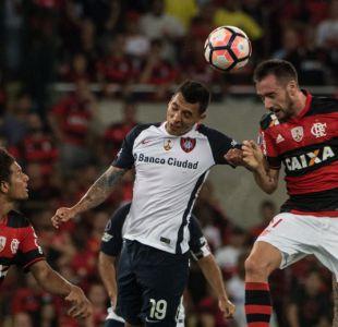 Flamengo golea a San Lorenzo y asume liderato del grupo de la muerte de Libertadores