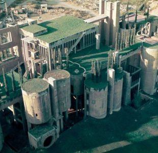 La fábrica de cemento abandonada que se convirtió en un gran proyecto arquitectónico en Barcelona