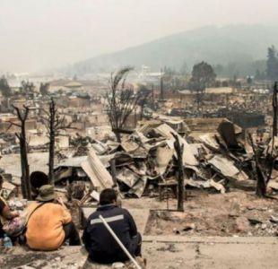 Gobierno levanta estado de excepción de catástrofe en Maule y Biobío
