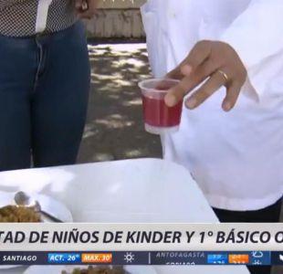 Preocupantes cifras de obesidad infantil: pediatra llama a evitar los jugos de fruta