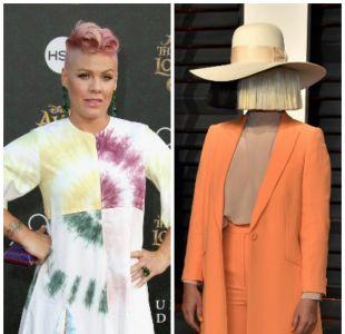 Waterfall es el nuevo tema de Pink y Sia