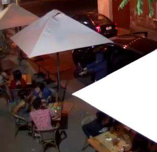 [VIDEO] Municipalidad de Providencia se querella contra banda que asalta a clientes de bares