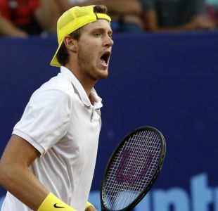 Nicolás Jarry y Tomás Barrios se coronan en dobles en el Challenger de Santiago
