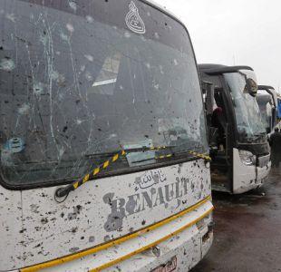 Al menos 59 muertos en doble atentado en Damasco con peregrinos chiitas iraquíes