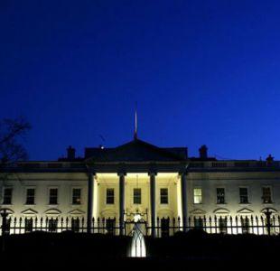 Servicio secreto aumenta seguridad en la Casa Blanca