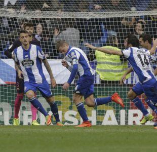 Barcelona cae sorpresivamente con La Coruña y pone en riesgo el liderato