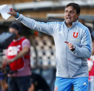 Guillermo Hoyos elogia a Felipe Mora: Tiene un futuro enorme