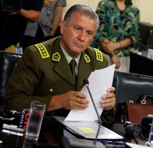 """Villalobos por detención de exfuncionarios investigados: """"Cumplimos las órdenes que se tenían"""""""