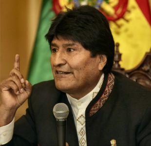 Evo Morales reacciona ante detención de militares y funcionarios aduaneros bolivianos
