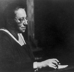 Noether terminó su vida académica en Estados Unidos.