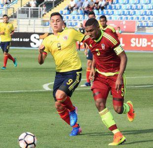 Sudamericano Sub 17: Colombia empata con Venezuela y sigue con chances de llegar al Mundial