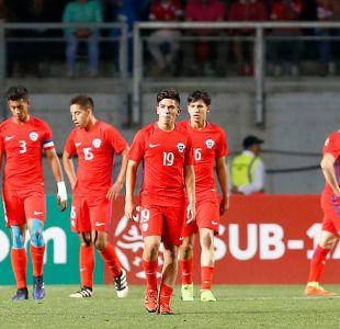 Chile Sub 17 pierde invicto ante Paraguay y debe seguir luchando por ir al Mundial