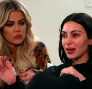 Kim Kardashian se quiebra durante crudo relato sobre asalto en París