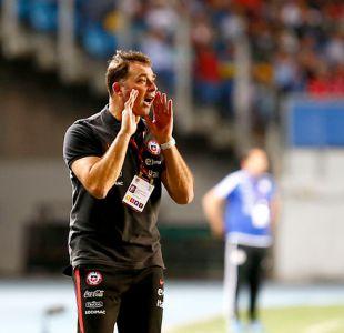 """Hernán Caputto tras derrota de """"La Roja"""" Sub 17: """"Nadie nos dijo que sería fácil"""""""