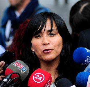 Ministra de Transportes rechaza paro de taxistas del lunes: No existe fundamento