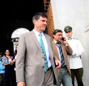 El ex ministro de Transportes, Andrés Gómez-Lobo