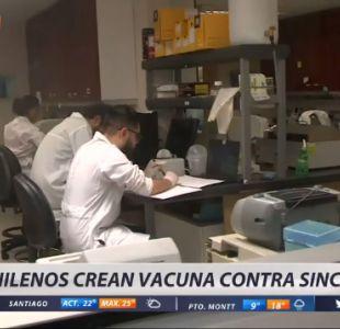 Chilenos crean una vacuna para combatir el virus sincicial