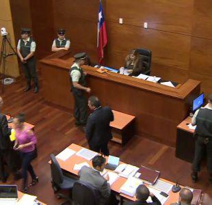Tribunal adelanta audiencia y formalización masiva de ex carabineros será el 10 de abril