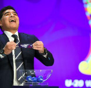 La suerte de Maradona y Aimar: Argentina e Inglaterra en el mismo grupo del Mundial Sub 20