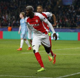 Manchester City sin Claudio Bravo se despide de la Champions tras caer ante AS Monaco