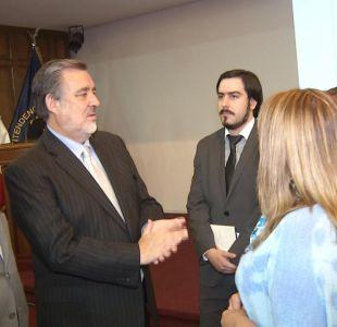[VIDEO] Alejandro Guillier arremete contra el gobierno: el país está paralizado y quedándose atrás