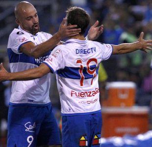 """Silva tras ser nuevamente figura en triunfo de la UC: """"Vamos agarrando confianza"""""""