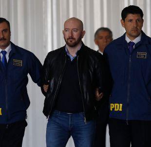 [FOTOS] Así fue la llegada de Rafael Garay a Chile