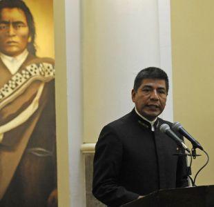 Bolivia acusa que rechazo de visa a ministro no se enmarca en relaciones de cortesía