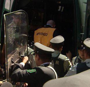 [VIDEO] Garay queda en prisión preventiva tras reformalización