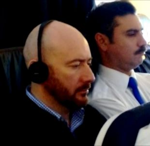 [VIDEO] La caótica llegada de Rafael Garay a Chile