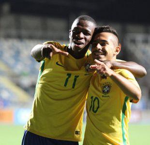 Sudamericano Sub 17: Brasil golea a Colombia y clasifica al Mundial de India 2017