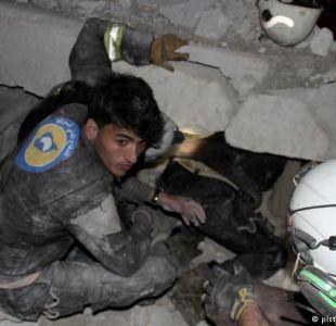 Ataque aéreo en Alepo deja al menos 42 muertos