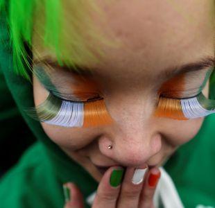 [FOTOS] Dublín y Nueva York se tiñeron de verde en el Día de San Patricio