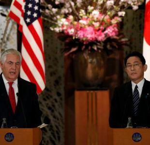"""El diplomático declaró el fin de la """"política de paciencia estratégica"""" de Obama hacia los norcoreanos. Mientras que Tru"""