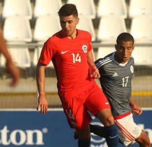 "[VIDEO] Chile va al Mundial Sub 17 sin el ""holandés"" Giovanni de la Vega"