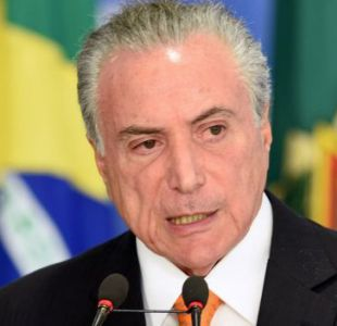 Presidente de Brasil niega su participación en corrupción de Petrobras