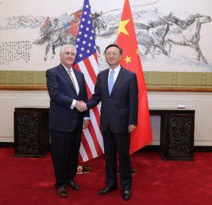 Estados Unidos busca convencer a China para que aumenten la presión contra Corea del Norte