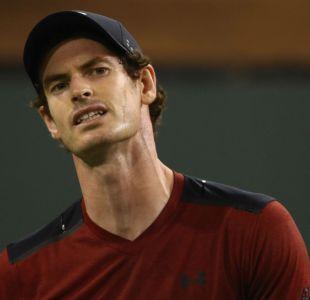 Andy Murray anuncia que no jugará el Masters 1000 de Miami por lesión