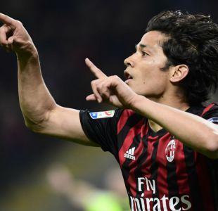 [VIDEO] Regreso triunfal: AC Milan derrota a Genoa con gol de Matías Fernández