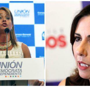 Chile Vamos: UDI y PRI se enfrentan por las listas para las parlamentarias 2017