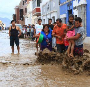 El Niño Costero continúa azotando a Perú y deja saldo de  72 muertos