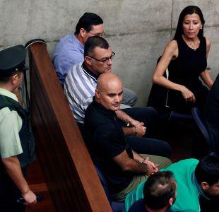 Fraude en Carabineros: ex funcionarios implicados enfrentan control de detención
