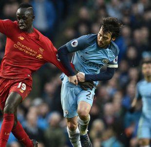 Manchester City sin Bravo empata ante Liverpool por la Premier League