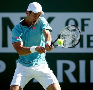 Novak Djokovic anuncia que no jugará el Masters 1000 de Miami