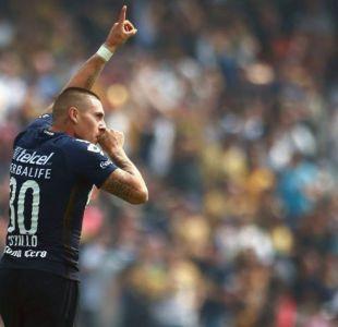 Nicolás Castillo es el goleador exclusivo del fútbol mexicano