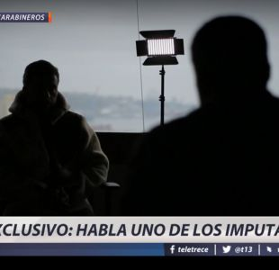 [VIDEO] Entrevista exclusiva con carabinero imputado en millonario fraude