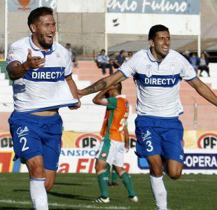 [VIDEO] Goles Fecha 7: La UC derrota a Cobresal en El Salvador