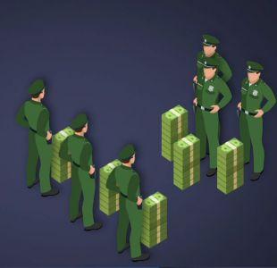 [VIDEO] Carabineros: Fraude por más de 10 mil millones