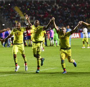 [VIDEO] La victoria de Colombia sobre Paraguay en el Sudamericano Sub 17